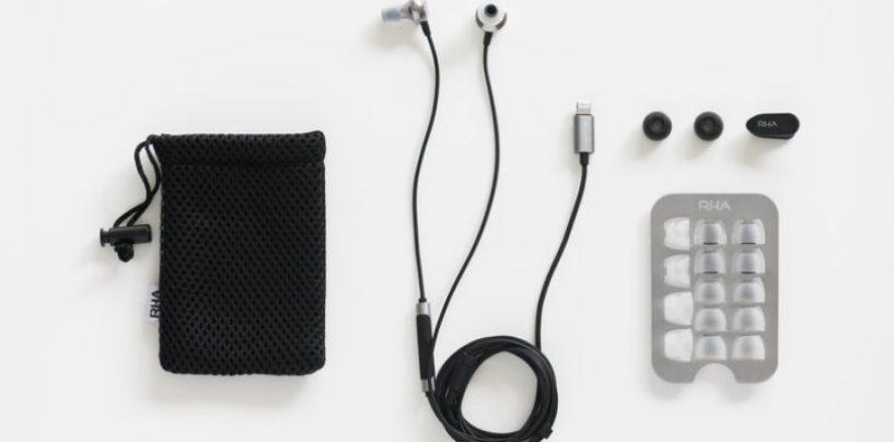 RHA Announces Lightning Variant To Popular MA650 Earphone
