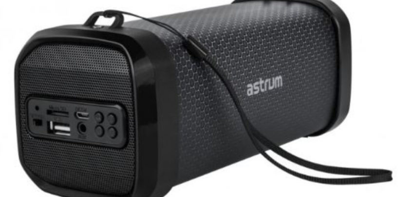 Astrum launches its Square shaped 'Bass Barrel Speaker' ST290