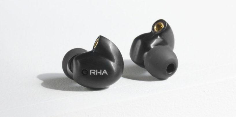 RHA Announces The Launch of T20 Wireless Headphone