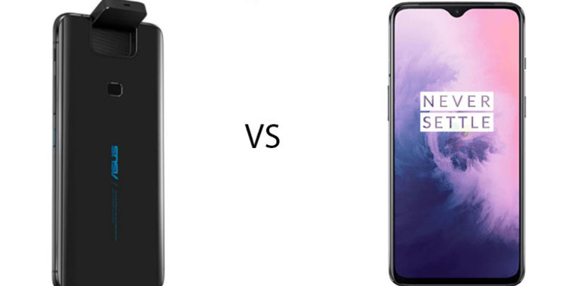 ASUS 6Z vs OnePlus 7: Price, specs, features