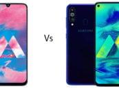 Samsung Galaxy M30 vs Galaxy M40: Comparison