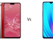 Oppo A3s vs Realme 3 Pro