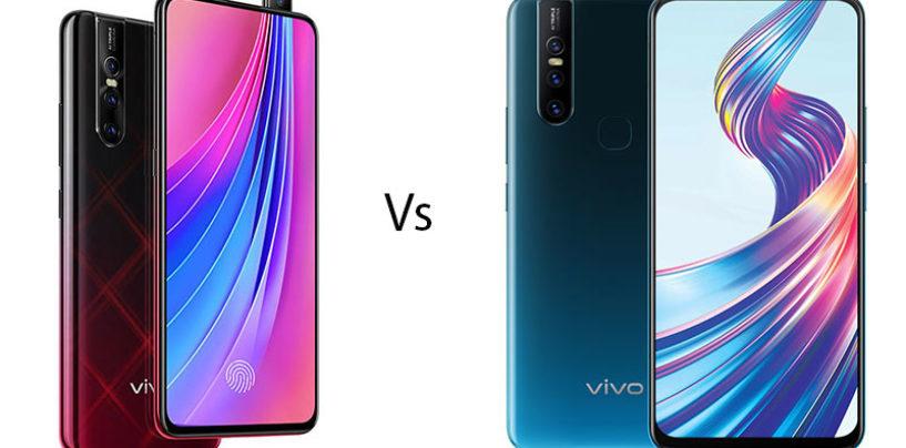 Vivo V15 Pro vs Vivo V15: Comparison
