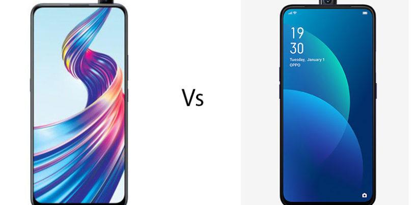 Vivo V15 vs Oppo F11 Pro: Comparison