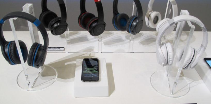 Audio-Technica Debuts Additional Wireless Headphones