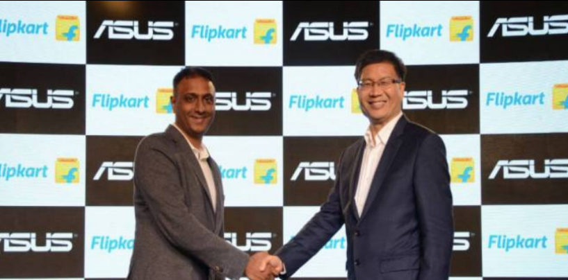 ASUS partners with Flipkart for Big Shopping Days Sale