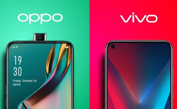 Oppo K3 vs Vivo Z1 Pro: Comparison