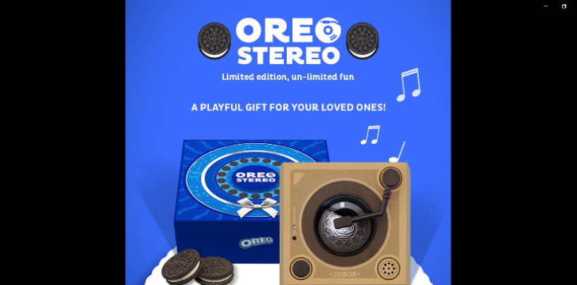 Mondelez India Brings Twist: Introducing Limited Edition Oreo Stereo