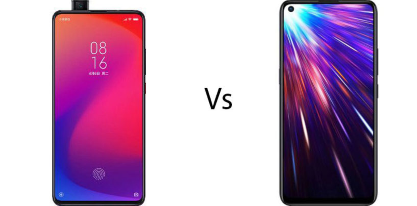Redmi K20 vs Vivo Z1 Pro: Comparison