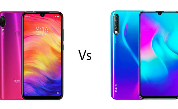 Xiaomi Redmi Note 7S vs Tecno Phantom 9: Specs comparison