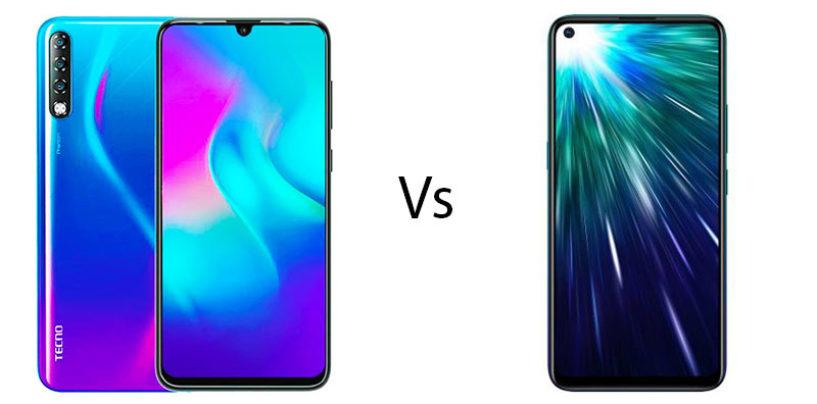 Tecno Phantom 9 vs Vivo Z1 Pro: Comparison