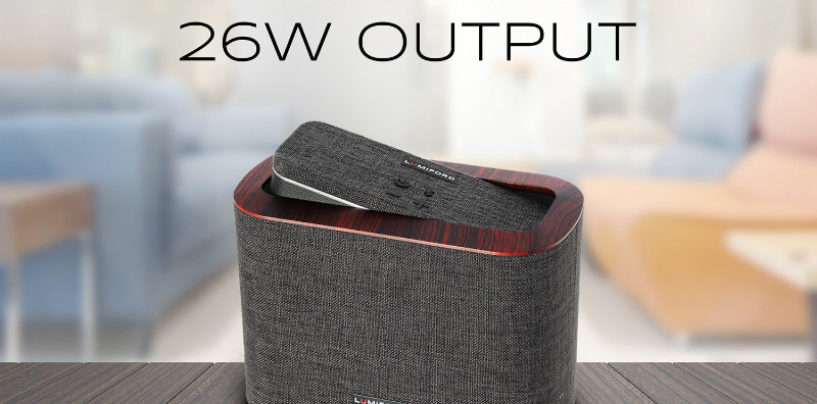 LUMIFORD launches 2.1 Stereo Subwoofer Dock Bluetooth Music System