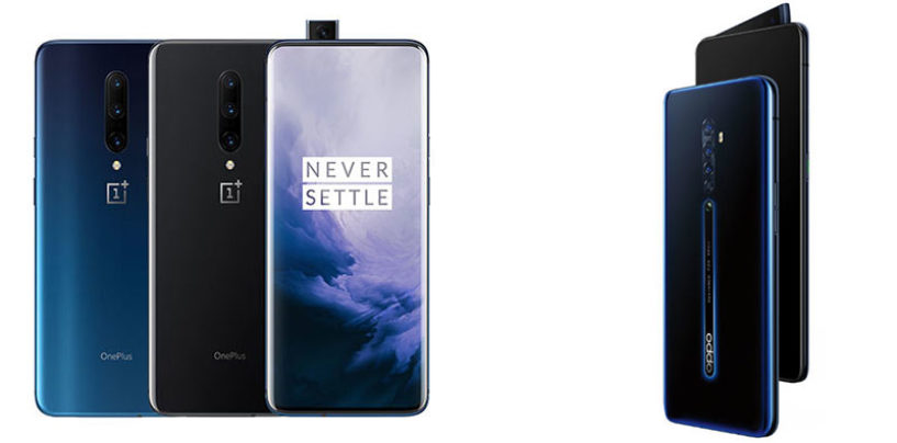 OnePlus 7 Pro vs Oppo Reno 2: Comparison