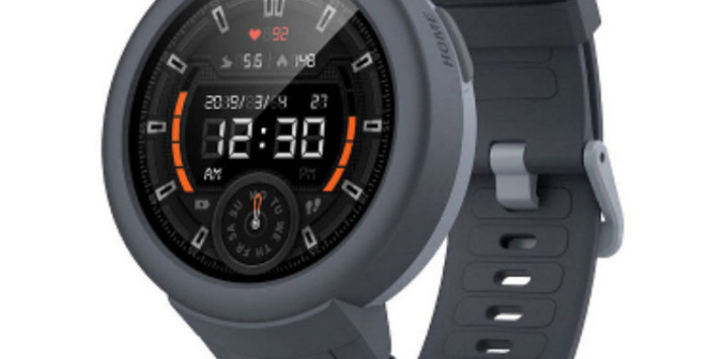 Huami launches Amazfit Verge Lite at INR 6,999 on Flipkart