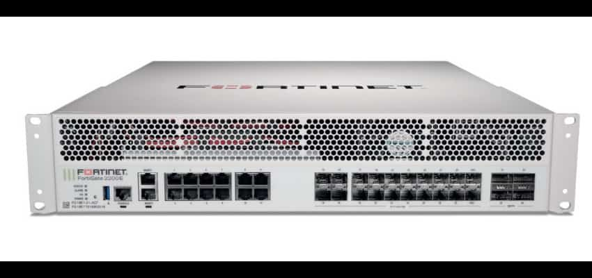 Fortinet Accelerates and Secures the Cloud On-Ramp