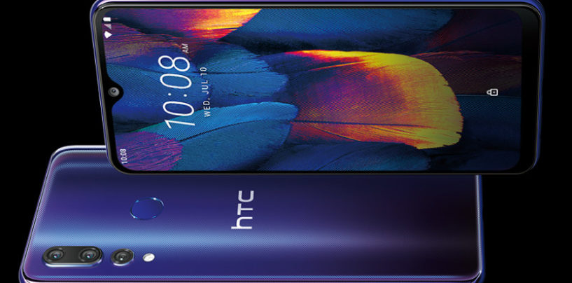 New HTC Smartphone Launches through InOne Smart Technology