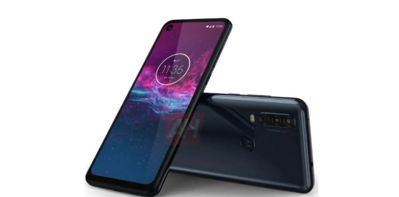 motorola introduces industry-first ultra-wide camera: motorola one action