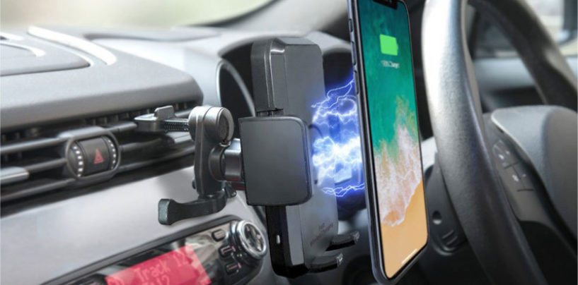 Pebble announces its Wireless Car Charger- 'Grip'