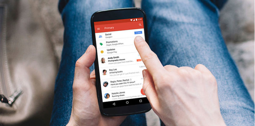 Swipe to switch Gmail accounts: Here is how