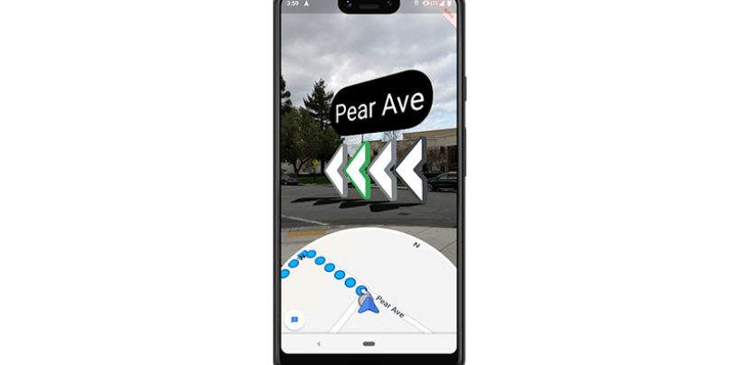Google Maps Live View: All you need to know