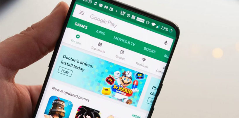 Google testing 'Play Pass' subscription service
