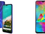 Xiaomi Mi A3 vs Galaxy M20: Price, specs, features