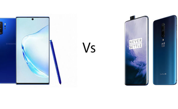 Samsung Galaxy Note 10 vs OnePlus 7 Pro: Price, specs, features