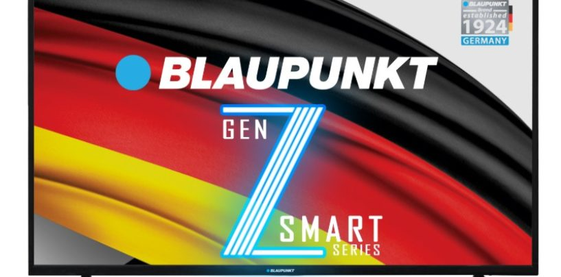 Blaupunkt Launches New Gen Z Smart LED TVs exclusively on Flipkart