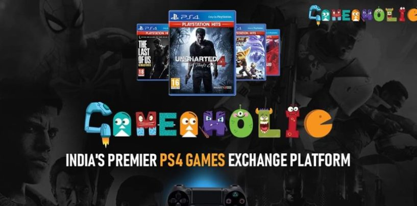Gameaholic offers for gamers to play the best and newest PS4 games