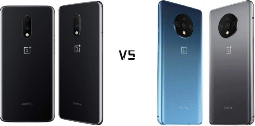 OnePlus 7T vs OnePlus 7: Price, specs, features
