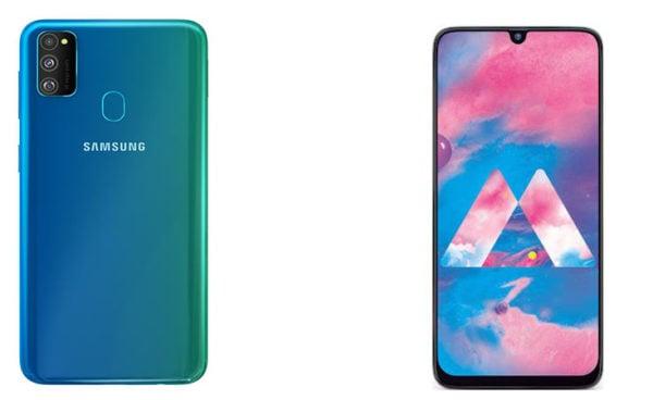 Samsung Galaxy M30s vs Galaxy M30: Specs comparison