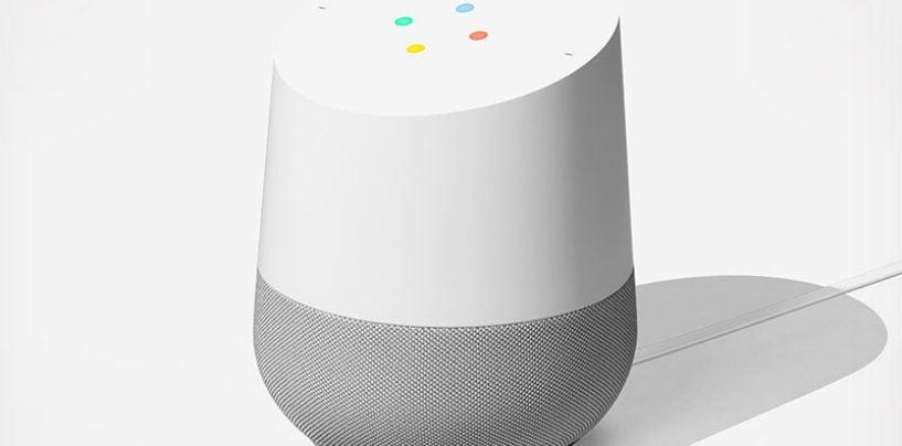 We don't retain your audio recordings: Google