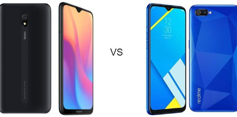 Xiaomi Redmi 8A vs Realme C2: Specs Comparison