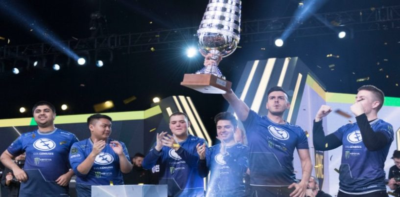 EG wins ESL One New York by defeating Astralis 3-1