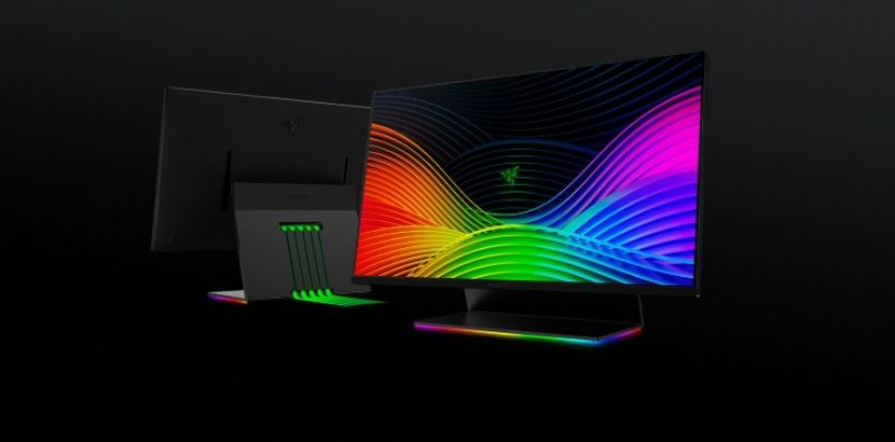 Razer releases its first monitor, Raptor 27
