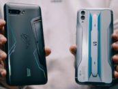 Xiaomi Black Shark 2 vs ASUS ROG Phone II: Comparison