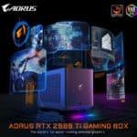 Aorus RTX 2080Ti Gaming Box