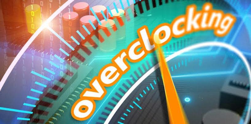 How to Overclock your CPU and GPU?
