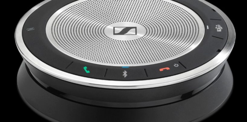 Sennheiser Launches Expand SP 30T, a portable wireless speakerphone