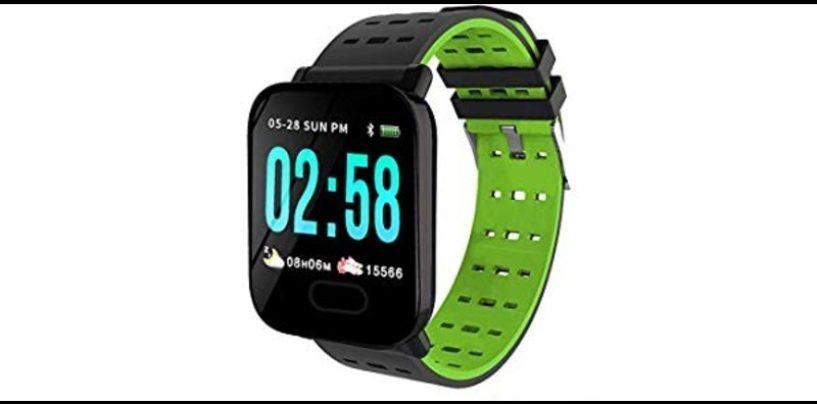 UBON debuts smart watch SW-11 with in-built GPS Tracker