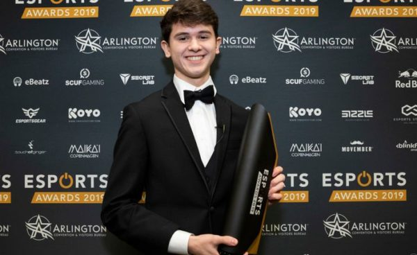 Here are all the winners of Esports Awards 2019