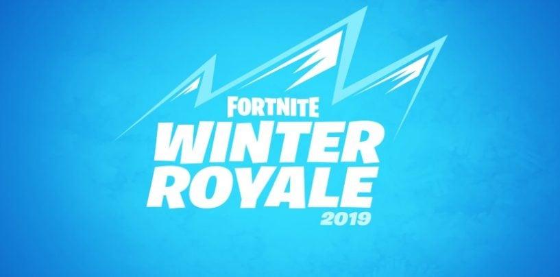 Epic announces $15million Fortnite Winter Royale 2019