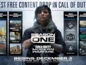 Call of Duty: Modern Warfare Season 1 brings 100 tier Battle Pass
