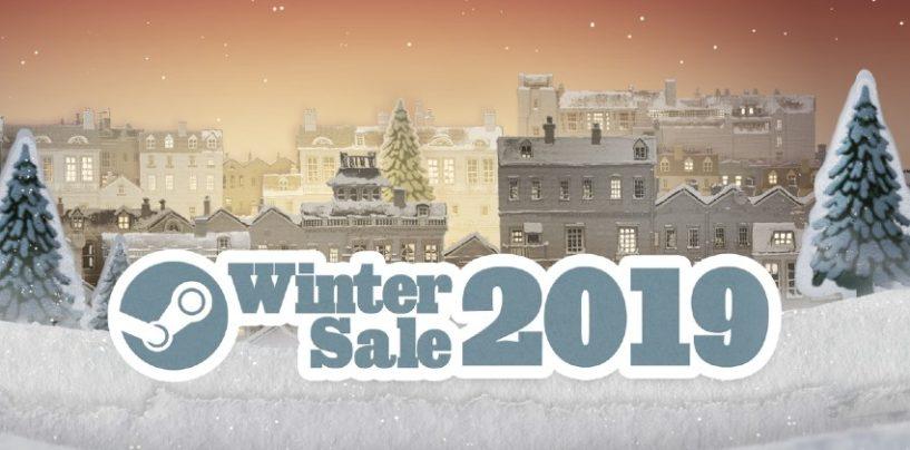 The best 5 deals on Steam Winter Sale