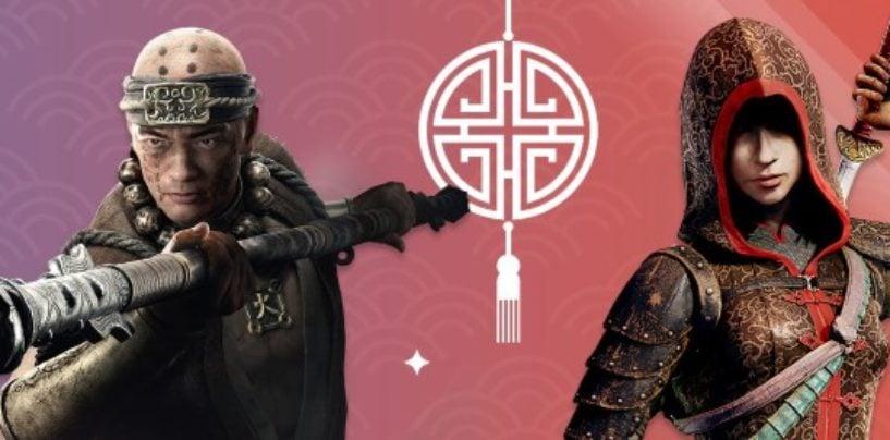 Ubisoft is offering massive discounts on its Lunar Sale event