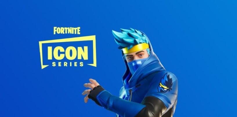 The Ninja Fortnite Skin is coming soon