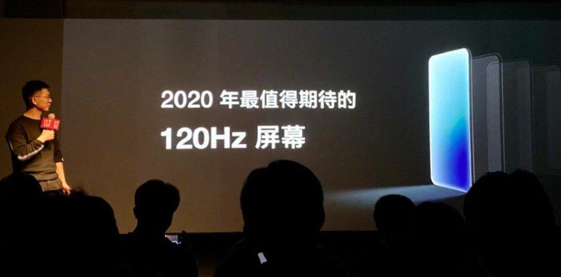OnePlus Announces its Latest 120Hz Fluid Display