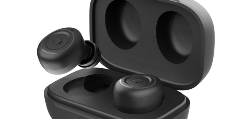 "Portronics Launches ""Harmonics Twins Mini"" Wireless Earbuds"