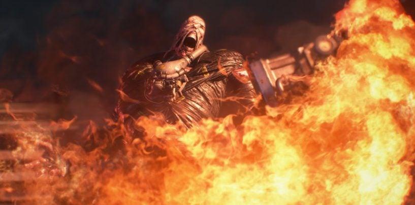 Resident Evil 3 Remake gets a new trailer