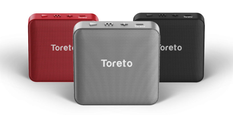 "Treat yourself this New Year with Toreto ""Bash"" – an absolute party speaker"